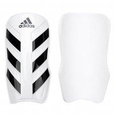 Caneleira Futebol Adidas Everlesto - Branco e Preto