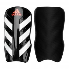Caneleira Futebol Adidas Everlesto - Preto e Branco