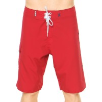 Bermuda Água Hurley One&Only Masculina - Vermelha