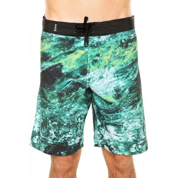Bermuda Hurley Water Falow Verde - Masculina