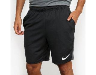 Bermuda Nike Dri-Fit 5.0 Masculina - Preto e Cinza