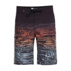 Bermuda Quiksilver Everyday Sunset II Laranja - Masculina