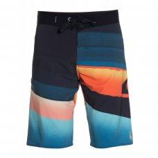 Bermuda Quiksilver Slash Logo II Mult Color - Masculina