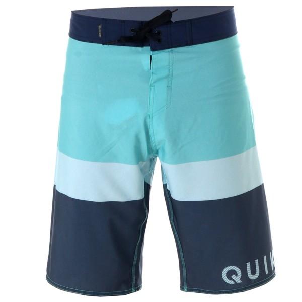 Bermuda Água Quiksilver Everyday Blocked Masculina - Azul