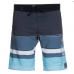 Bermuda Água Quiksilver Division Silver Masculina - Azul