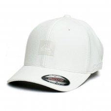 Boné Quiksilver Logo Reflective - Branco
