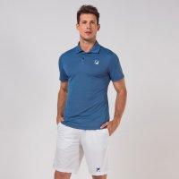 Camisa Polo Fila Action III Masculina - Marinho