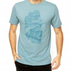 Camiseta Hurley Shiphead Masculina - Verde
