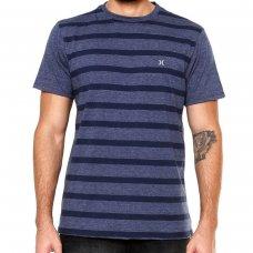 Camiseta Hurley Especial Nuvula Masculina - Marinho