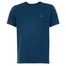 Camiseta Hurley Silk Mini Icon Masculina - Marinho