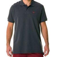 Camisa Polo Mizuno Rory 2 Masculina - Grafite