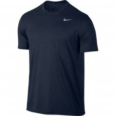 Camiseta Nike Legend 2.0 Ss Masculina - Marinho e Cinza