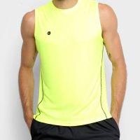 Regata Olympikus Colors Masculina - Verde Limão