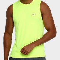 Regata Olympikus Runner Masculina - Verde Limão
