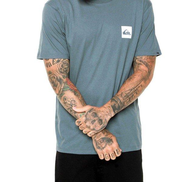 Camiseta Quiksilver Troppo Masculina - Verde