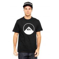 Camiseta Quiksilver New Wave - Preta