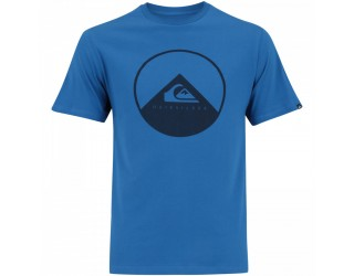 Camiseta Quiksilver New Wave - Azul Escuro
