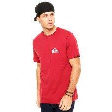 Camiseta Quiksilver  Water Tank Masculina - Vermelha