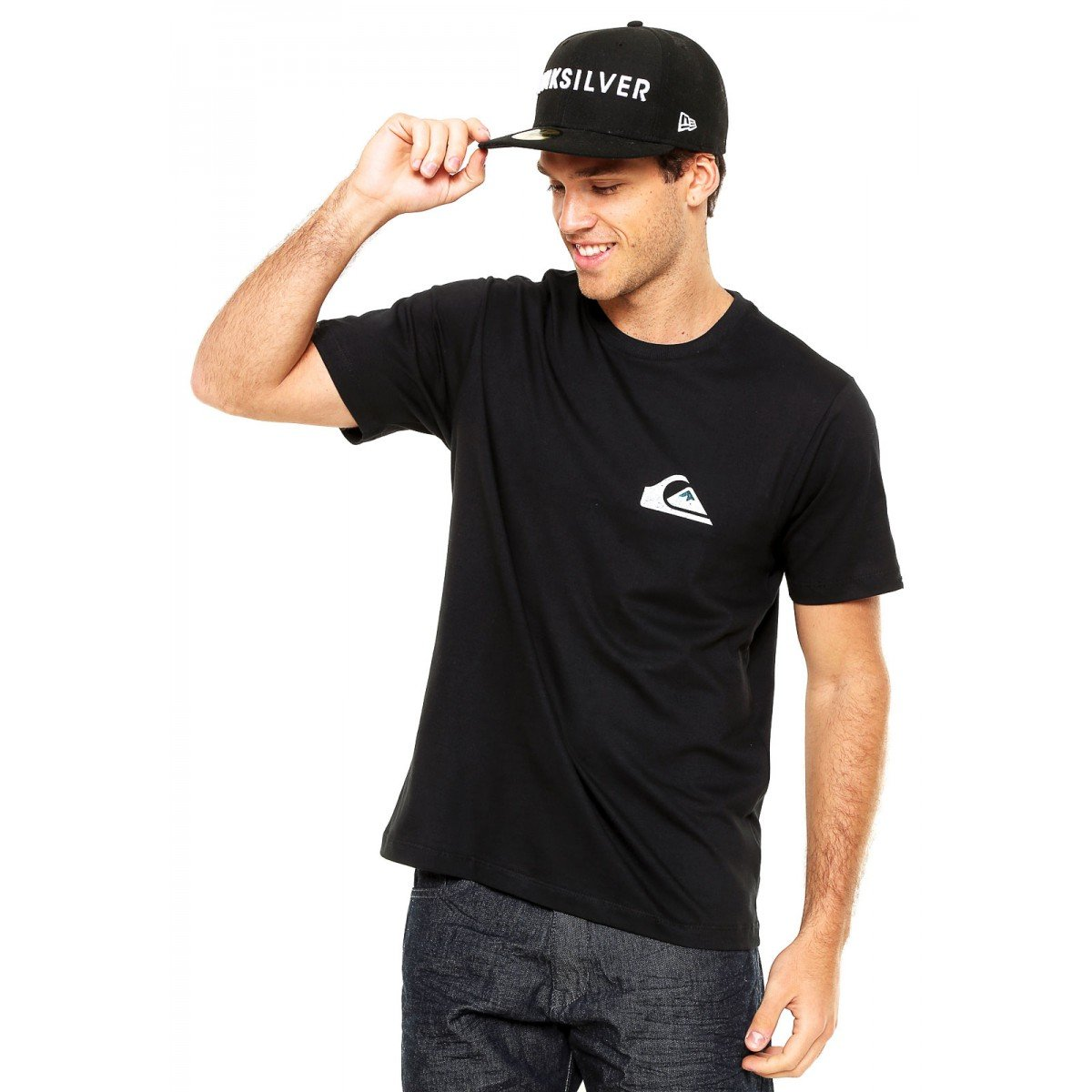 Camiseta Quiksilver Water Tank - Preta