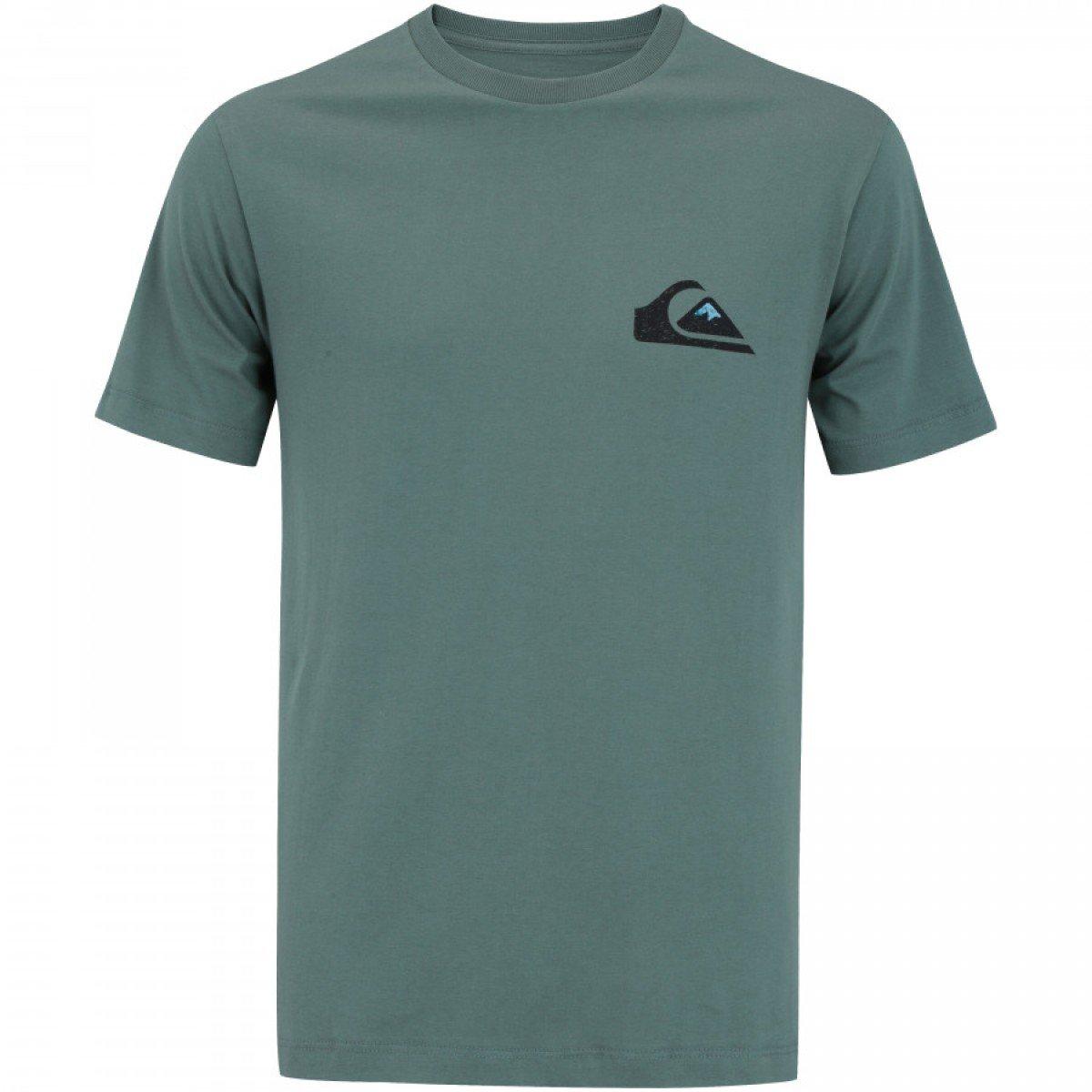 Camiseta Quiksilver Water Tank - Verde