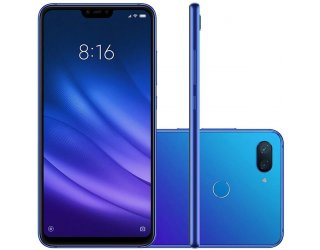 Smartphone Mi 8 Lite Dual SIM 64 GB 4 GB RAM - Azul