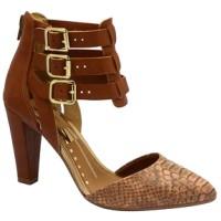 Sapato Scarpin Dakota Velivar Feminino - Castanho