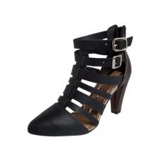 Sandalia Ankle Boot Dakota Feminino - Preto