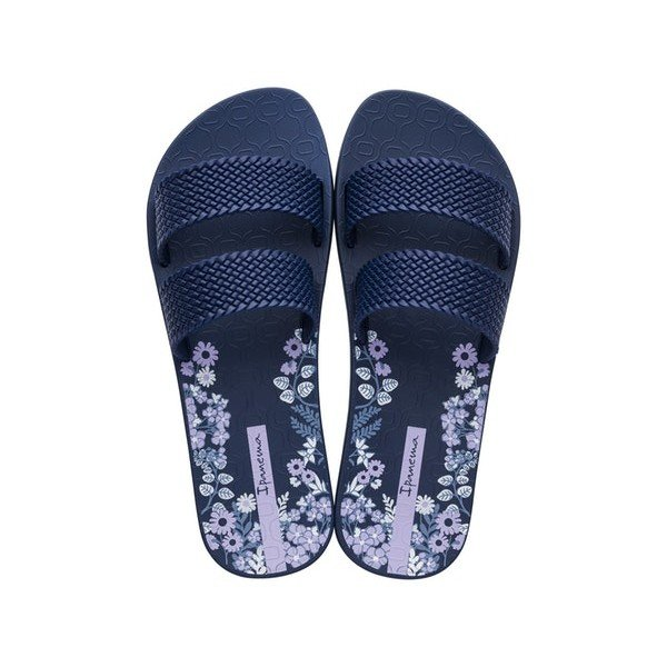 Chinelo Ipanema City Print - Azul