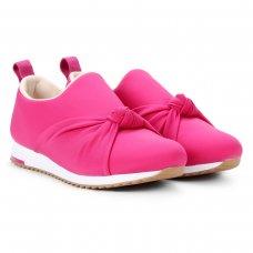 Slip On Usaflex Nó Feminino - Pink