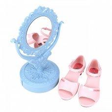 Sandália Grendene Frozen Studio de Beleza Infantil - Rosa