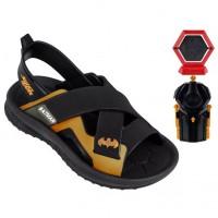 Sandália Batman Liga Da Justiça Na Mira Infantil