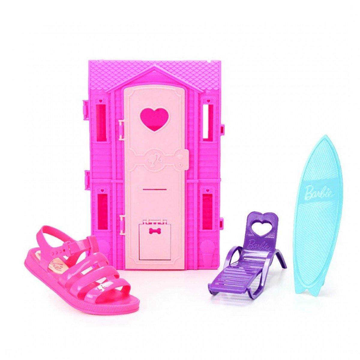 fbad00159c Sandália Barbie Dreamhouse Grendene Infantil Rosa - Compre Agora ...
