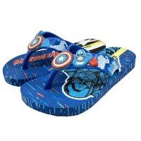 Chinelo Infantil Ipanema Avengers Capitão América - Azul