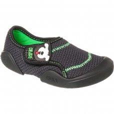 Sapato Infantil Klin New Confort Masculino - Preto