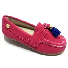 Sapatilha Infantil Klin Curumim - Pink
