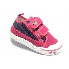 Tênis Infantil Klin Toy Menina - Pink