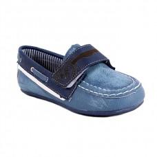 Mocassim Klin Curumim Jeans Infantil