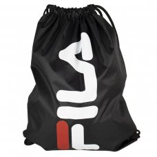 Gym Bag Fila Lifestyle Unissex - Preto