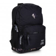Mochila Kings War Polies - Preto