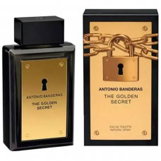 Perfume The Golden Secret Masculino - 100 ml