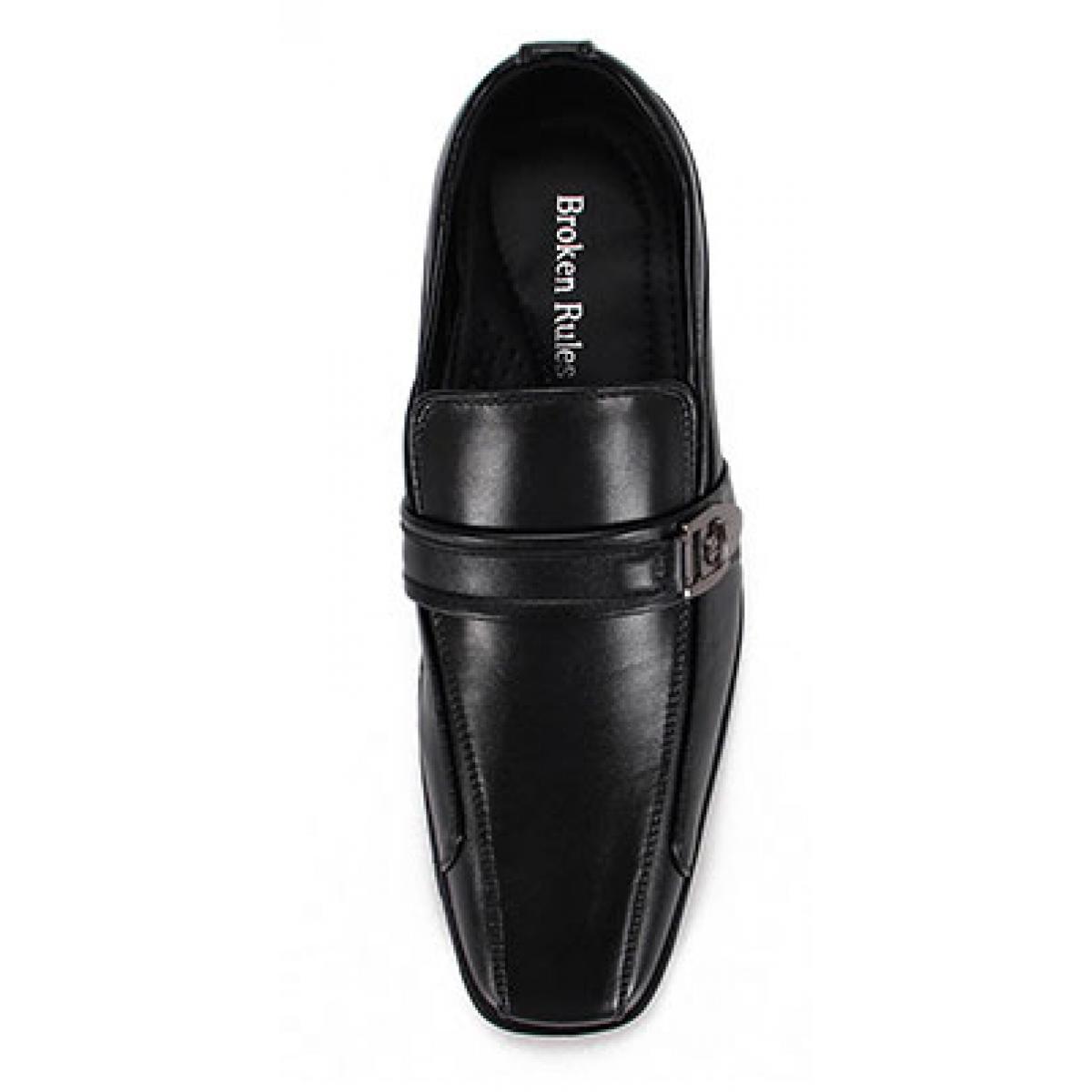 b8527bd63b Sapato Masculino Broken Rules Preto Original - Compre Agora