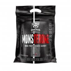 Hipercalório Monsterone Darkness Morango IntegralMédica Refil - 3Kg