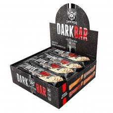 Barra de Proteína Whey Bar Flocos Darkness 90 g - 8 barras