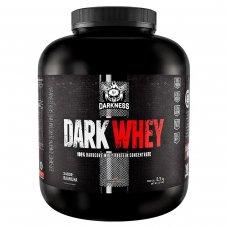 Whey Darkness 100% Concentrado Baunilha IntegralMédica - 2,3Kg