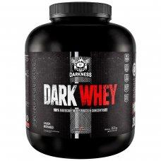 Whey Darkness 100% Concentrado Morango IntegralMédica - 2,3Kg