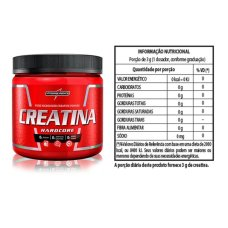 Creatina Reload Hardcore Integralmédica - 300g