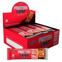 Barra de Proteínas Crisp Bar Peanut Butter Integralmédica - 12 barras