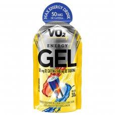Carbo VO2 Energy Gel Cafeína IntegralMédica - 10 Sachês