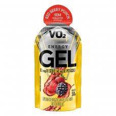 Carbo VO2 Energy Gel Frutas Vermelhas IntegralMédica - 10 Sachês