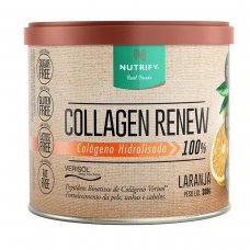 Collagen Renew Laranja Nutrify - 300g